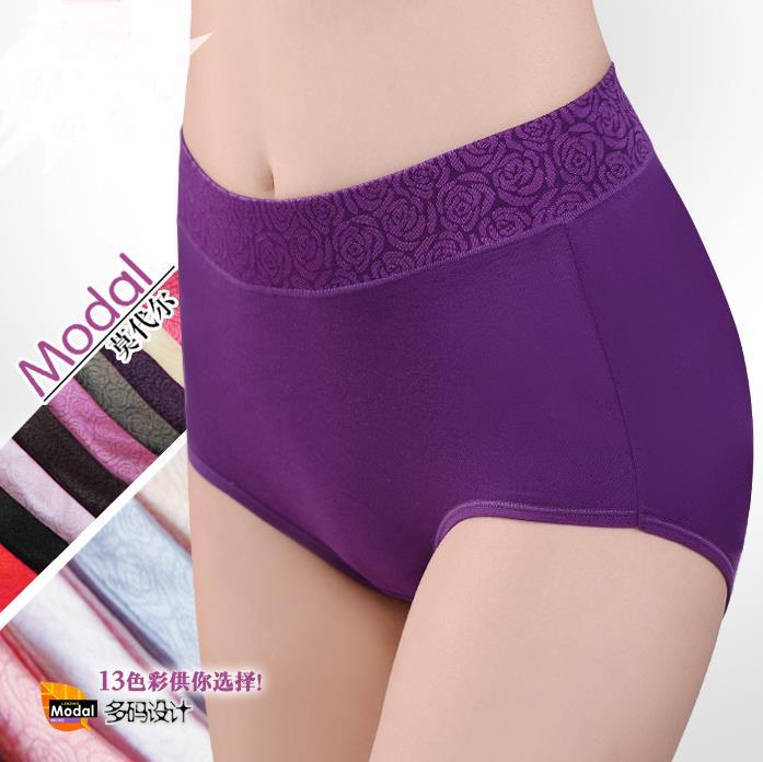 AQ220 Yüksək Bel Bədən Üçlü Kalçalı Qadın Panties Plus Ölçək Alt paltarları Qadınlar Sonsuz İntim
