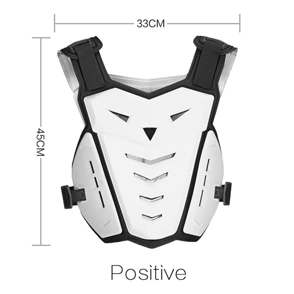Fantôme course moto vestes moto armure Motocross tout-terrain course sécurité équipement de protection poitrine protecteur soutien arrière - 4