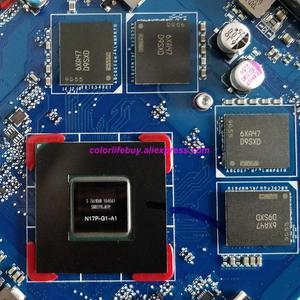 Image 5 - Echtes 915550 601 915550 001 w 1050Ti/4 GB GPU w i7 7700HQ CPU DAG37DMBAD0 Motherboard für HP 17 W Serie 17T W200 NoteBook PC