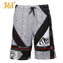 361 Men Board Shorts Mens Swimming Surfing Beach Pants Sports Quick Dry Trunks Boxer 2018 Summer Male Swim Wear
