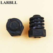 LARBLL New Car Engine rubber buffer Block glue pad cushion fit for Mazda 2 3 6 M2 M3 M6  For Faw Pentium X80 B90 B70 B50