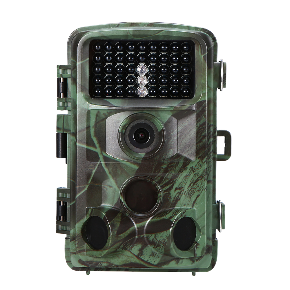 Hunting Camera 12MP 1080P Trail and Game Outdoor Waterproof Wildlife Scouting Camera Video Recorder for Security