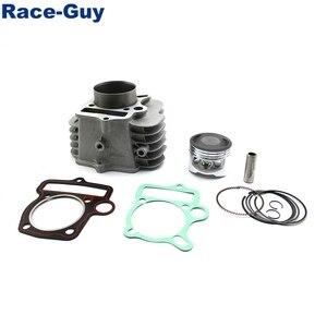 Image 5 - Yx140 cilindro do motor 56mm, junta de pistão para yx 140cc pit, dirt bike, óleo, refrigerado, motor › 150cc