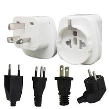 AU CN 2500W AC Power Electric Plug To EU US Italy Plug Universal International World Travel Adaptor Adapter Converter