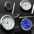 Мини Карманные Цифровые светящиеся кварцевые аналоговые часы  часы-карандаши для автомобиля  лодки  горячие новые маленькие круглые часы д...