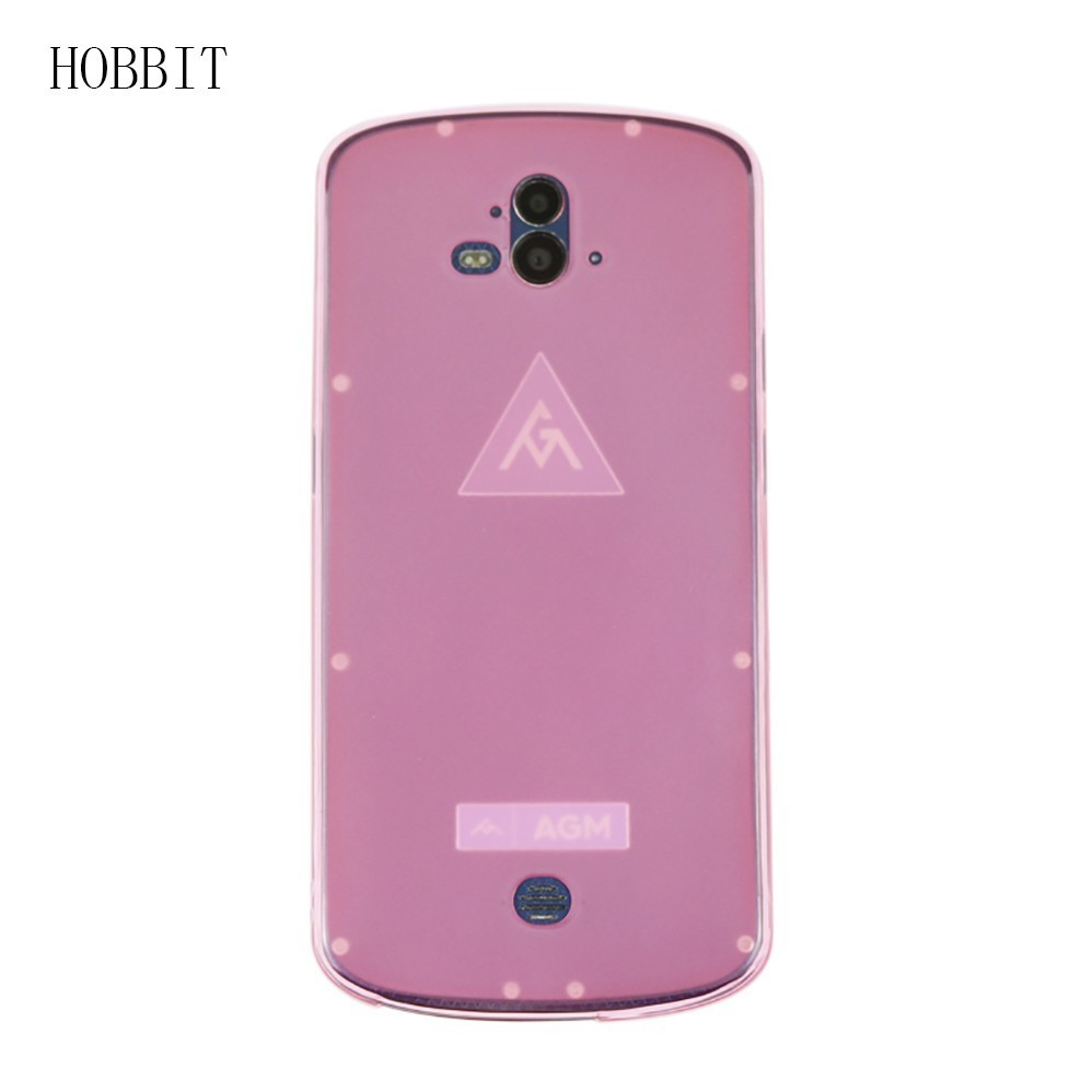 Matte white Clear Blue Pink Case For AGM X1 Soft TPU Silicone Back Cover Case Shockproof Back Colored Cover Cases for agm x1Matte white Clear Blue Pink Case For AGM X1 Soft TPU Silicone Back Cover Case Shockproof Back Colored Cover Cases for agm x1