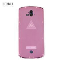 Matte white Clear Blue Pink Case For AGM X1 Soft TPU Silicone Back Cover Case Shockproof Back Colored Cover Cases for agm x1