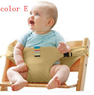 Baby Chair Portable Infant Seat Product Dining Chair hip Seat Safety Belt Feeding High Chair Harness Baby Carrier