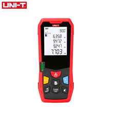 UNI T Digital Laser Distance Meter 80M 100M 120M 150M Rangefinder Building font b Electronic b
