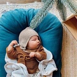 Nido de recién nacido cuna pequeña cómoda cama pequeña cuna completa gasa separador de recién nacido Multi función lavable cama juguetes de bebé cuidado