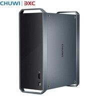 CHUWI HiGame Мини ПК Radeon RX Vega M GH + Intel HD graphics 630 8 Гб ram 256 ГБ rom 2,5 дюймов SSD 2,4 ГГц/5 ГГц WiFi 1000 Мбит/с Win10