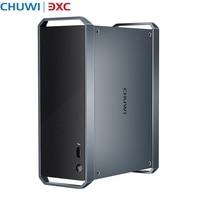 CHUWI HiGame Mini PC Radeon RX Vega M GH + Intel HD Графика 630 8 GB Оперативная память 256 GB Встроенная память 2,5 дюйма SSD 2,4 GHz/5 ГГц Wi Fi 1000 Мбит Win10