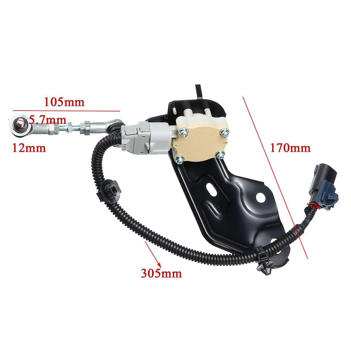 Rear Height Control Sensor 89408-60011 89407-60022 For Toyota 4Runner Land  Cruiser Prado Grj-120 for Lexus GX470 2002-2009