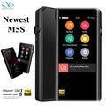 Shanling M5S Bluetooth MP3 плеер Wi-Fi Apt-X Lossless портативный музыкальный Retina DOP DSD256 Hi-Res аудио сбалансированный музыкальный плеер