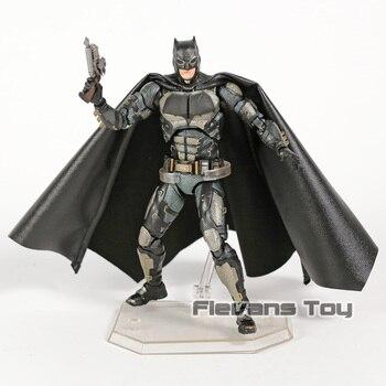 MAFEX No.064 Justice League Batman Tactical Suit Ver. Action Figure Collectible Model Toy predator concrete jungle figure