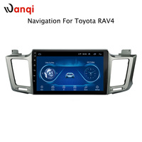 10inch Android 8.1 car radio for Toyota RAV4 2012 2018 auto multimedia player with wifi bluetooth gps navigation system
