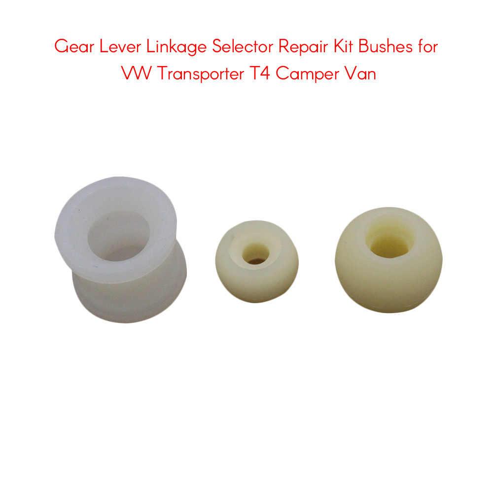 Gear Lever Linkage Selector Repair Kit Bushes for VW