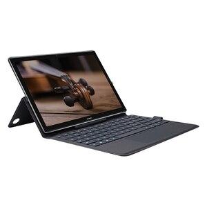 """Image 5 - Оригинальный чехол для Huawei Mediapad M5 с клавиатурой, откидной кожаный чехол для M5 10,8 """"M5 Pro 10,8 дюймов, чехол для планшета"""