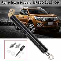 1Pcs Rear Trunk Gas Strut Liftgate Tailgate Easy Slow Down For Nissan Navara NP300 2015-2019