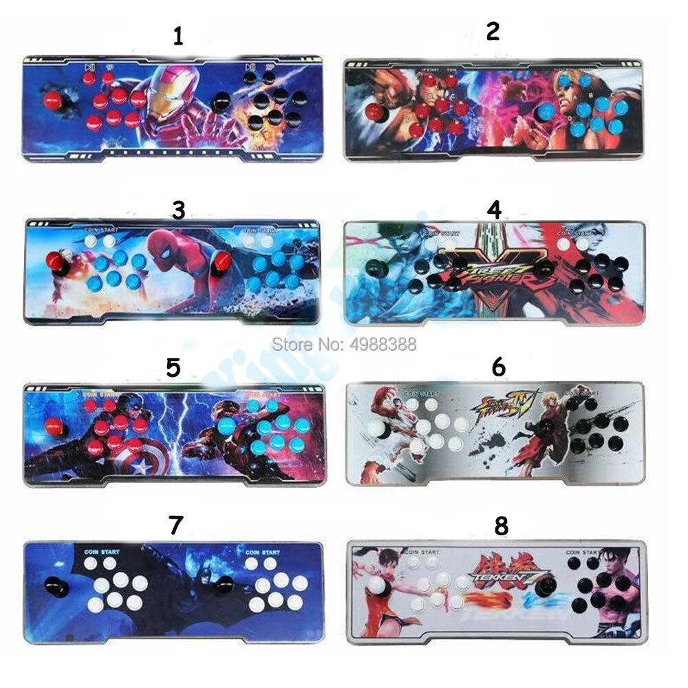 Pandora 3D Schlüssel 7 2263 in 1/2323 in 1 box arcade Retro spiel 2 player Spiel Steuert Hinzufügen Mehr Spiele volle HD (1920x1080) video-in Videospielkonsolen aus Verbraucherelektronik bei AliExpress - 11.11_Doppel-11Tag der Singles 1