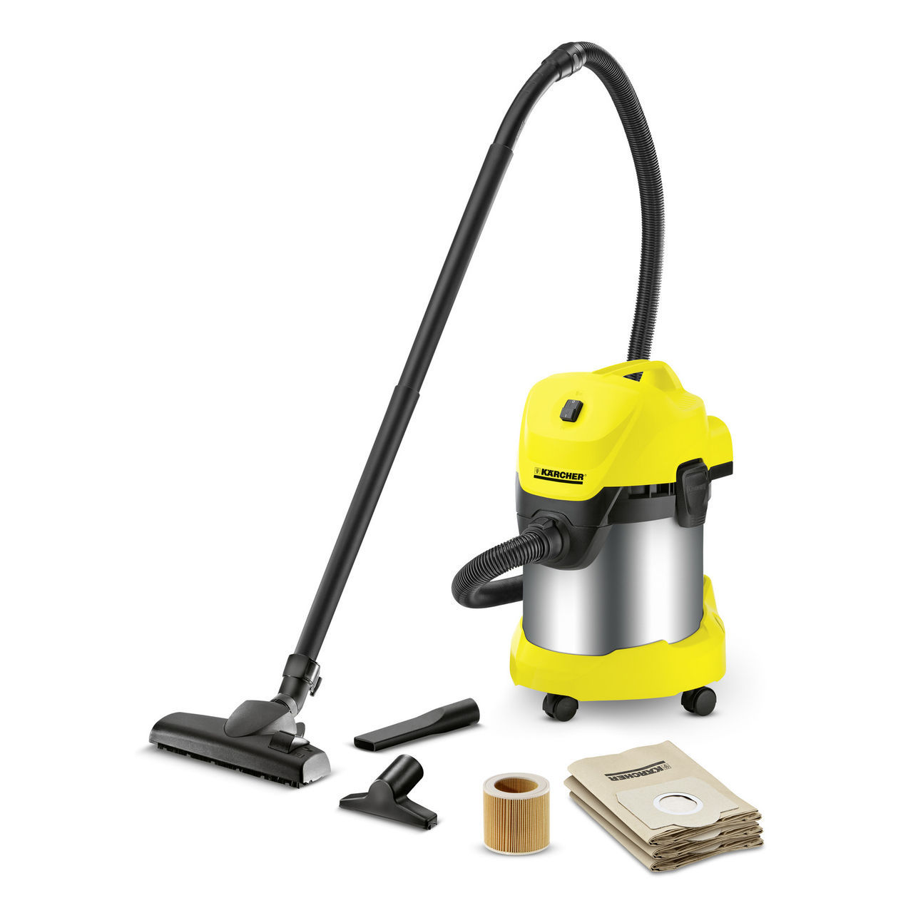Vacuum cleaner wet and dry Karcher WD 3 Premium Home