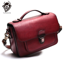 Women Hand Paint Vegetable Tanned Leather Handbag Ladies Cowhide Shoulder Bag Crossbody Tote Messenger Bag hand made new vintage genuine leather handbag women burgundy red handbags messenger bags lady vegetable tanned leather solid bag