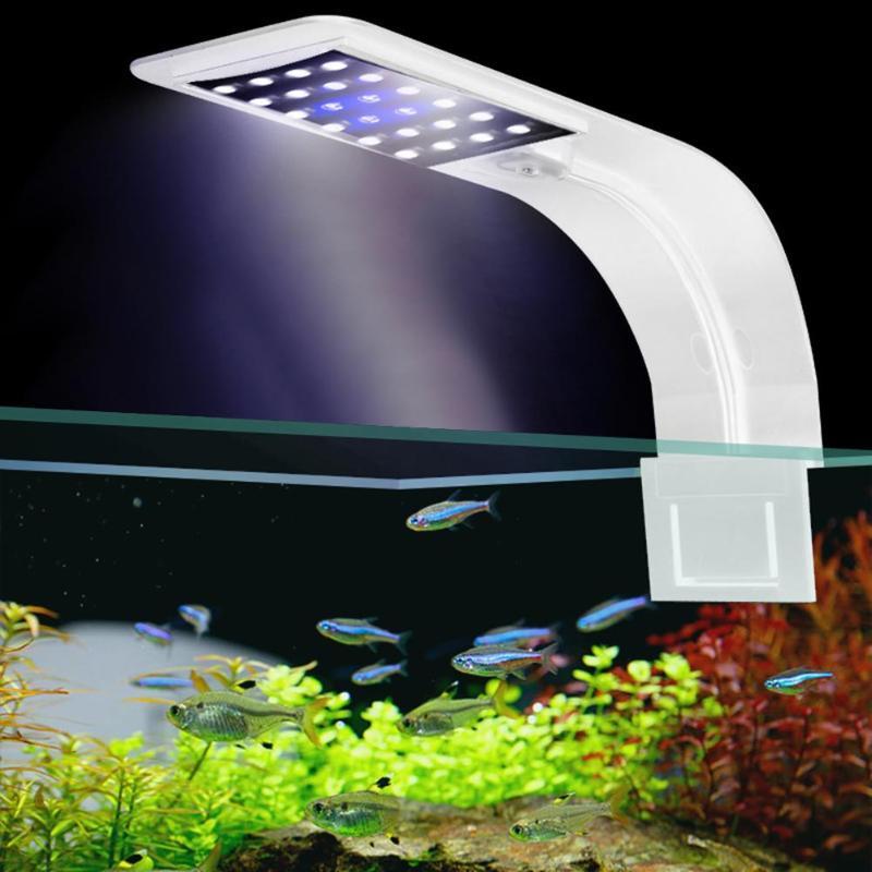 10w Super Slim Led Aquarium Light Aquatic Plant Lighting