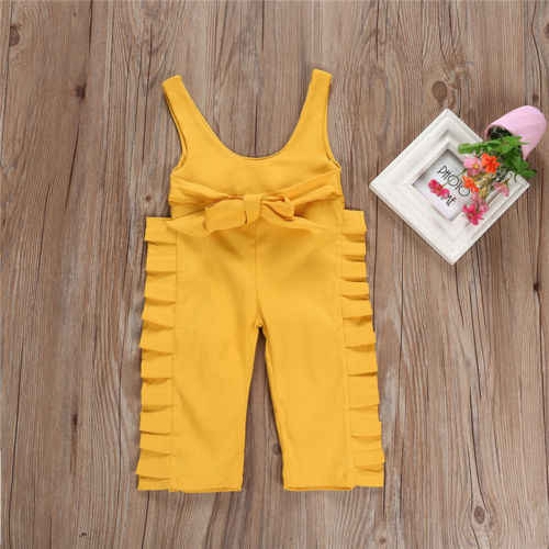 21f3bca83 Detail Feedback Questions about Kids Baby Girl Clothes Bib Pants ...