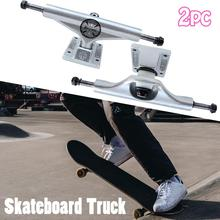 2pcs 5.5inch Adult Skateboard Truck INDEPENDENT Skateboard 139 Truck Aluminum Magnesium Alloy Truck