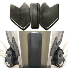 Side Tank pad For BMW R1200GS LC Adventure 2014 2015 2016 2017 Motorcycle Accessories bjmoto for bmw r1200gs adv adventure 2014 2015 2016 2017 2018 moto fender beakfuel tank 3d silicone sticker cover decal tank pad