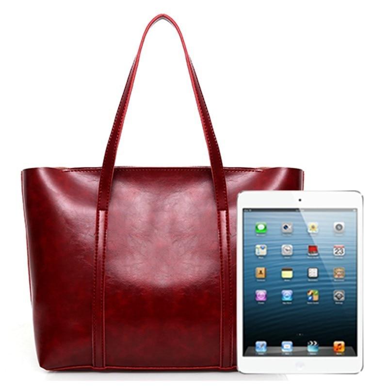 TTOU 4pcs/set Leather Bags Women Handbag Set Luxury Handbag Women Bags Designer Black Handbag Ladies Hand Bag Purse Female 4