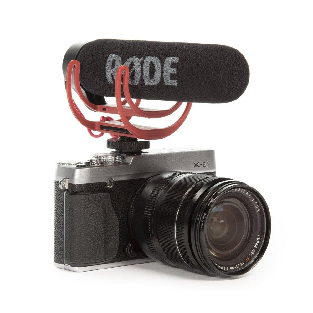 DSLR Microphone Rode VideoMic Aller Vidéo Caméra Microphone pour Canon Nikon Sony Microphone Monté Aller Rycote Vidéo Mic