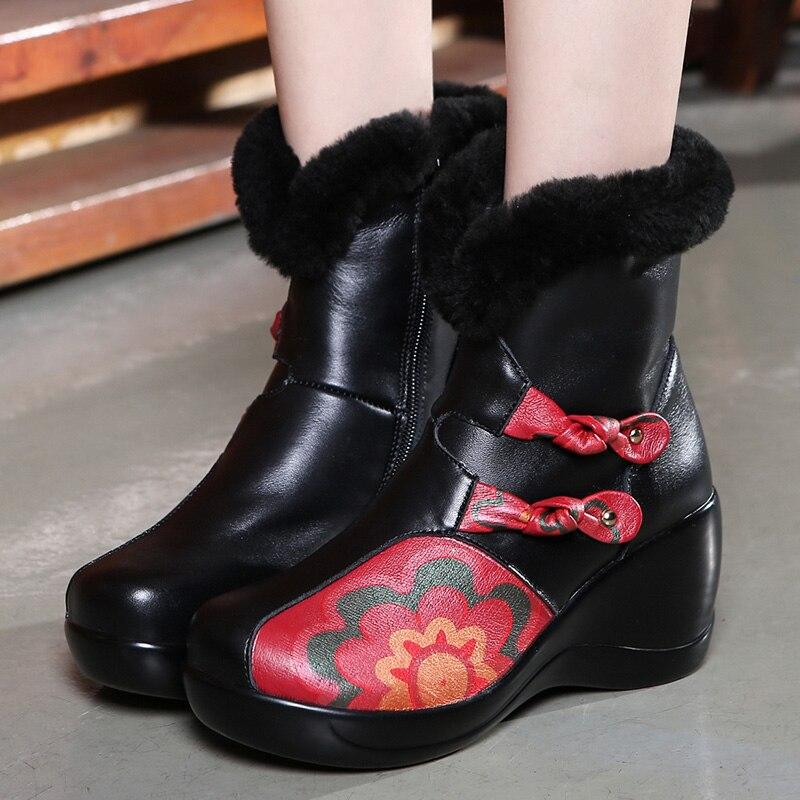Martin Talons Cuir Bottes D'été Bérets Hiver Chaussures Hauts Embr Noir Haute Printemps Femmes À Compensés Cheville De Cm En 8 Genou Chaud Pw8Zxdvq