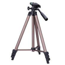 WT3130 камера штатив Стенд переносной легкий алюминий с коромысла для Canon Nikon sony DSLR DV видеокамера