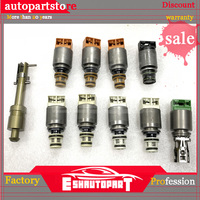 Remanufactured For Audi BMW LAND ROVER JAGUAR 8 Speed Solenoid Kit 8HP45