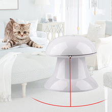 Fast Shipping Cat Toy Automatic Rotating Laser Toys Interactive Three Speed Control Electric Pet Katten Speelgoed