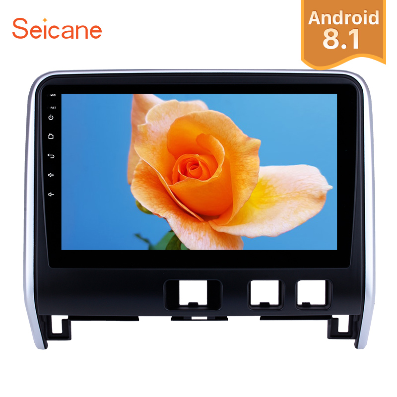 Seicane Car Multimedia Player For 2016 2017 2018 Nissan Serena 10 1 2Din Android 8 1