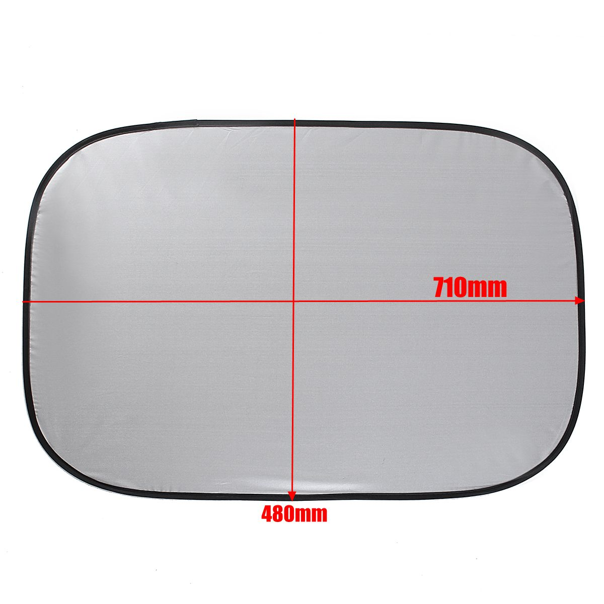 New Heat Isolate Foldable Sunroof For MINI Cooper 2007 2008 2009 2010-2017 Window Sunshade Decoration Shade Sunshade Heat Isolat