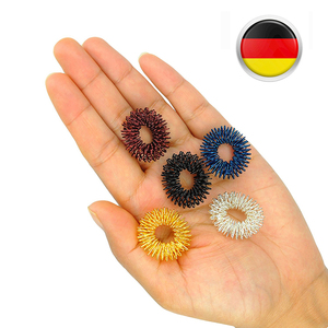 5pcs Acupressure Massage Rings