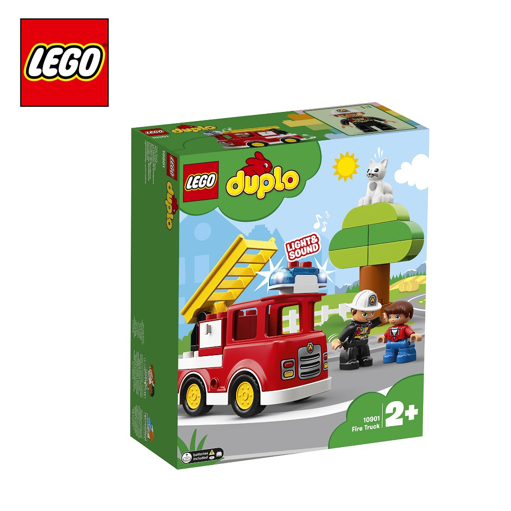 Blocks LEGO 10901 DUPLO play designer building block set  toys for boys girls game Designers Construction 2018 new building blocks mine truck model building blocks child car boys assembly spelling toys