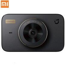 Оригинальный Xiaomi mijs Ia 1 s Автомобильный dvr тире камера Smart Voice управление 1080P IPS экран вождение автомобиля регистраторы Ночь Версия 140 градусов