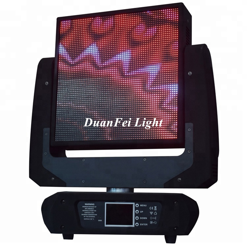 Stage Lighting Effect 6pcs Dot Control Matrix Screen Magic P5 Smd2121 Rgb 3in1 64x64 Led Video Panel Moving Head Back To Search Resultslights & Lighting