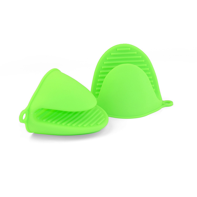 Image 3 - Oven Mitts Silicone Heat Resistant Pinch Mitts, Cooking Pinch Grips, Pot Holder and potholder for kitchen-in Oven Mitts & Oven Sleeves from Home & Garden