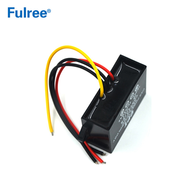 CPT 50W DC-DC Buck Converter 12V 24V to 5V 10A Voltage Converter Step Down Power Supply Module for Taxi Vehicle Car LED Display