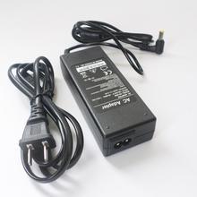 92W AC Adapter For Sony VGN-FS VGN-FS115 VGN-FS195 VGN-FS18SP VGN-FS500 VGN-FS63
