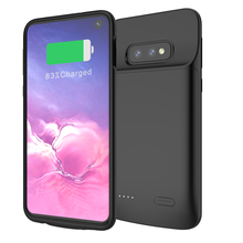 For Samsung Galaxy S10E Battery Charger Case 4700mAh External Backup Power Bank Charging S10e S10 E Slim