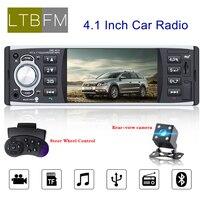 LTBFM 1 Din Radio Car Touch Screen MP5 Autoradio Multimedia Player Car Stereo Auto Audio Bluetooth RDS FM AUX USB Backup Camera