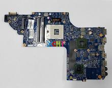 Per HP ENVY DV7T 7200 681999 601 681999 501 HM77 630 m/1g Madre Del Computer Portatile Mainboard Testato e lavoro perfetto