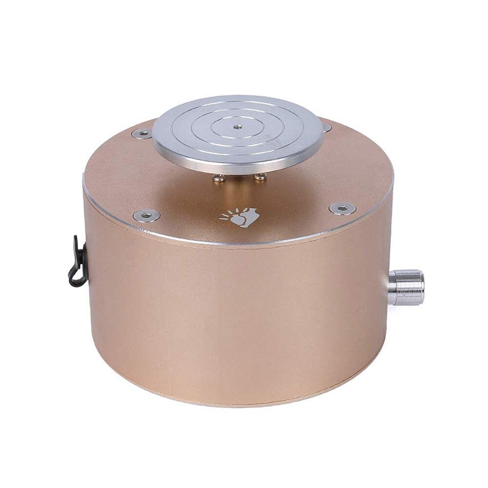 12 V Production d'art en céramique Mini argile faisant la Machine de poterie 1500 tr/min Kits d'artisanat AC 100-240 V outil de bricolage de roue de poterie électrique