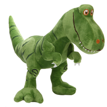 Hot Sale New Cute Dinosaur Plush Toys PP Cotton Stuffed Animal Hobbies Cartoon Kids Baby For Children Gift